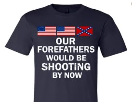 Forefathers t-shirt